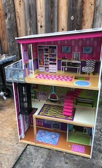 Doll house Tracy, 95376