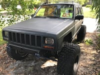 1997 Jeep Cherokee Saint Petersburg