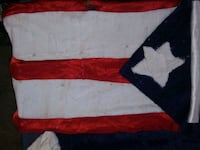"""Puerto Rican minky and satin baby blanket 24x40"""" Clearfield, 84015"""