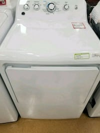 white front-load clothes washer Los Angeles, 90062