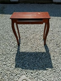 brown wooden side table with drawer Collingwood, L9Y 3Z1
