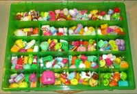 Large Lot 250+ Shopkins - Mixed with Case Falls Church, 22044