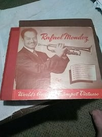 Rafael Mendez Greatest Trumpet Virtuoso Record Set Elizabethton