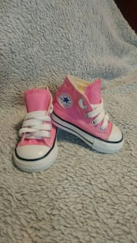 Baby Converse, size 2