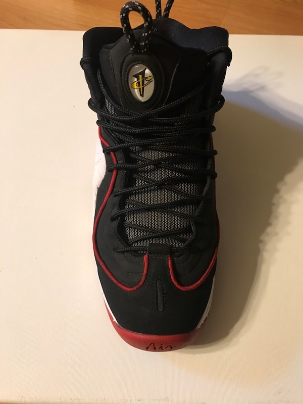b656b44b29a1 Used Nike Air Miami Heat Penny s 2 for sale in Fremont - letgo