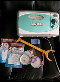 Easy bake oven used a few times in excellent condition