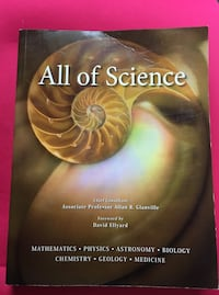 Book: All of Science Annandale, 22003