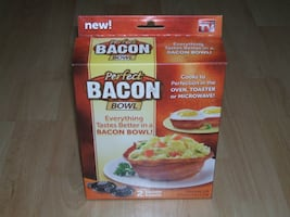 Perfect Bacon Bowl (NEW)