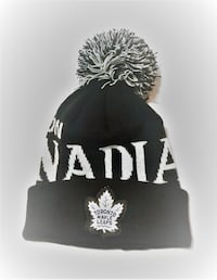 Molson Canadian Toronto Maple Leafs NHL Toque, Hat   Markham