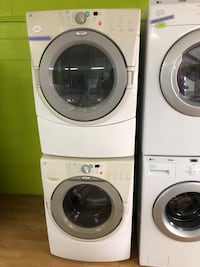 Whirlpool Duet Washer and Dryer Set Woodbridge, 22191