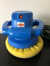 Turtle wax car polisher with cable Bel Air, 21014