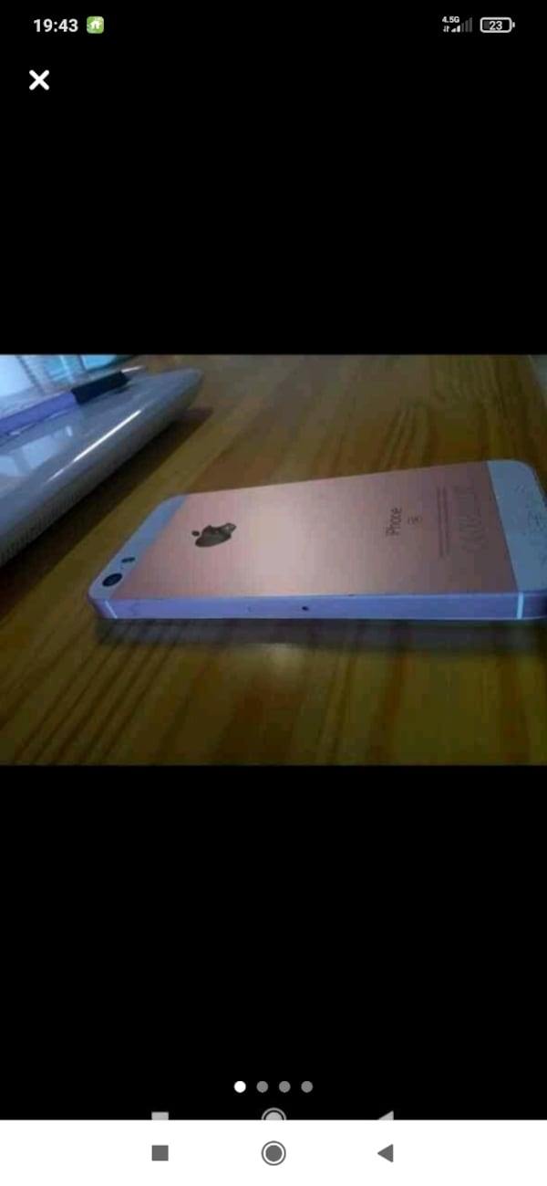 iPhone SE 32 Gb 65131b03-4024-46f9-90c3-bb13ac3bb266