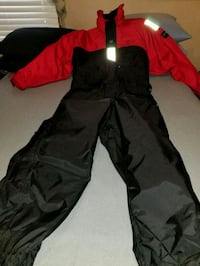 Thermal floating coveralls St. Catharines