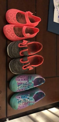 assorted-color shoes lot San Diego, 92037