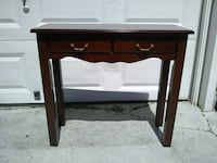 Smaller table 2 drawers Mastic Beach, 11951
