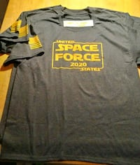 SPACE FORCE T-shirts! Montgomery Village, 20886