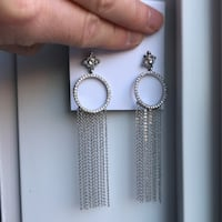 Caroline Neron -  Earrings - Boucle d'oreilles  Montreal