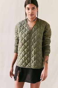 Urban Outfitters Quilted military jacket  Toronto, M4K 2K4
