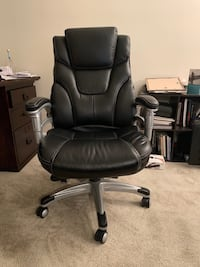 Baird  Leather Managers Chair Silver Spring, 20910