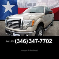 2012 Ford F-150 XLT Houston