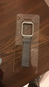 Apple 42mm magnetic mesh metal band with case