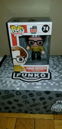 Big Bang theory pop vinyl  Toronto, M1L 2T3