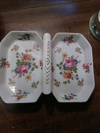 Fine China Candy Dish  Kenner, 70062
