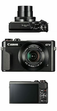 Canon PowerShot G7 X Mark II Digital Camera 315 mi