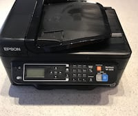 black Epson multi-function printer Gaithersburg, 20879