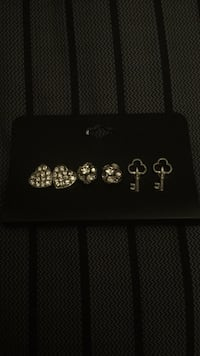 Earnings(I'm selling this item for anyone to enjoy.these 3sets of earrings haven't been used. Richmond, 23223