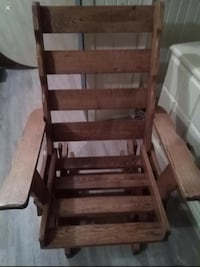 Rocking chair works smooth  South Frontenac, K0H