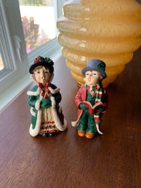 Christmas Caroler Ornaments  Laval, H7T 2W9