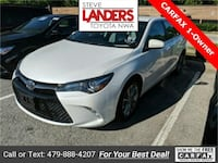 2015 Toyota Camry SE Rogers, 72758