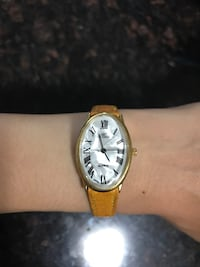 Yellow Belt Watch bought from Japan Richmond Hill, L3T