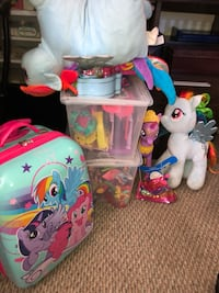 My little pony collection Vancouver, V5P 1X5