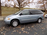 2006 CHRYSLER TOWN AND COUNTRY Norton