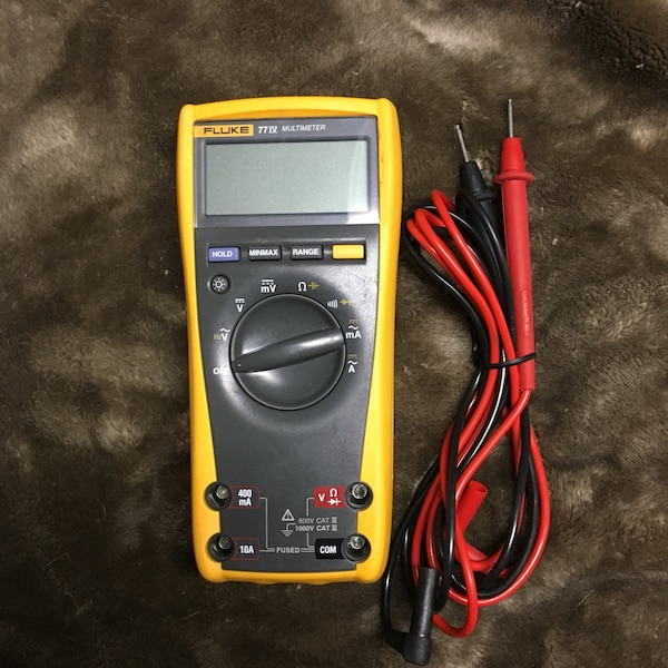 FLUKE 77 lV Multimeter