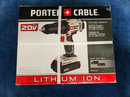 Brand new porter cable drill