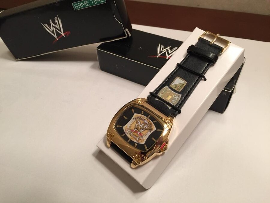 Photo WWE watch (New in original box) Lowered price! Only a couple left.