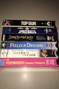 VHS tapes Cortland, 44410
