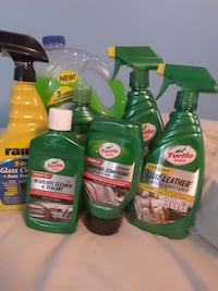 assorted cleaning products Minneapolis, 55429