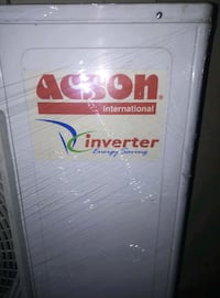 Acson Air conditioner inverter  Lahore, 54000