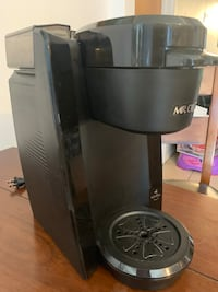 1to 2cup Keurig Mr Coffee for those who want to control their coffee drinking  Albuquerque