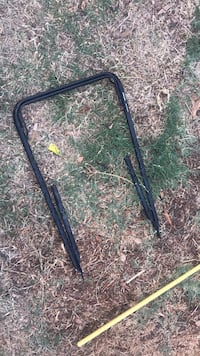 black metal car roof rack Sacramento, 95842