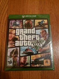 GTA5 Xbox one (unopened) 26 km