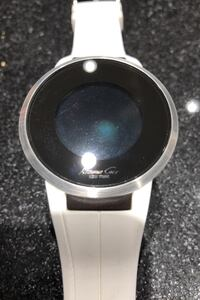 Kenneth Cole White Band Watch
