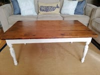 Rustic farmhouse coffee table Burlington, L7M 2X7