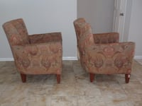 TWO ETHAN ALLEN Collin Chairs  277 mi