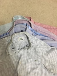 7 Dress shirts 3 pants Edmonton, T6R 3G7