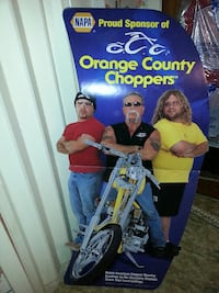 Orange county choppers Reading, 19607